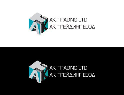 Лого дизайн АК Трейдинг